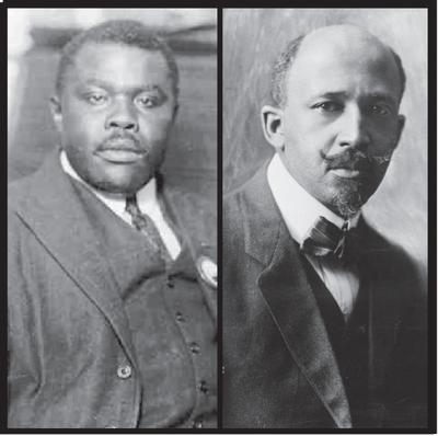 Marcus Garvey and W.E.B. DuBois Battle in the Press | iMWiL!